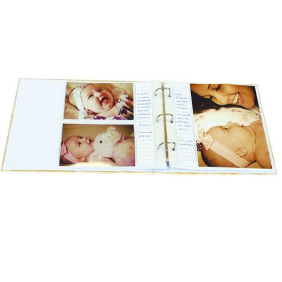 Álbum do bebe 120 fotos 10x15 Ical 48
