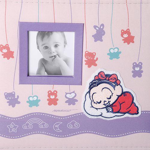 Álbum do Bebê 200 fotos 10x15 Monica Ical 852