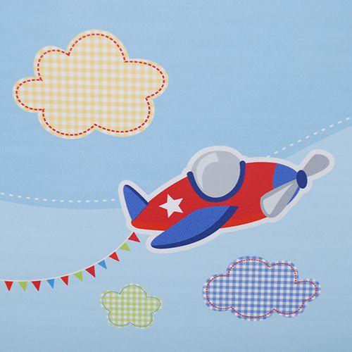 Álbum Do Bebê - 80 Fotos 15x21- Desenho Avião Ical 90