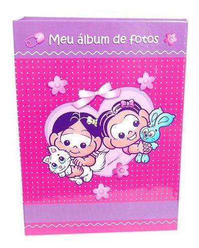 Álbum Do Bebê Turma Da Mônica 120 Fotos  10x15 Ical 33