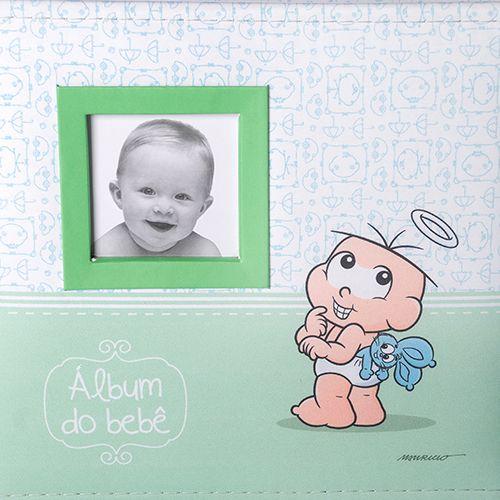 Álbum do Bebê Turma da Mônica 200 Fotos 10x15 Ical 855