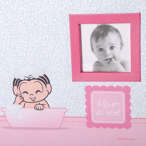 Álbum do Bebê Turma da Mônica 200 Fotos 10x15 Ical 854