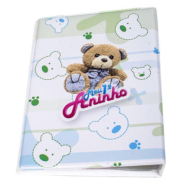 Álbum + Estojo 100 Fotos 15x21 Primeiro Aninho Design  098/134