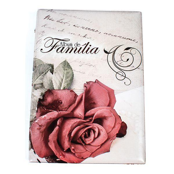 Álbum Família 300 Fotos 10x15 Design 10983 - A0487