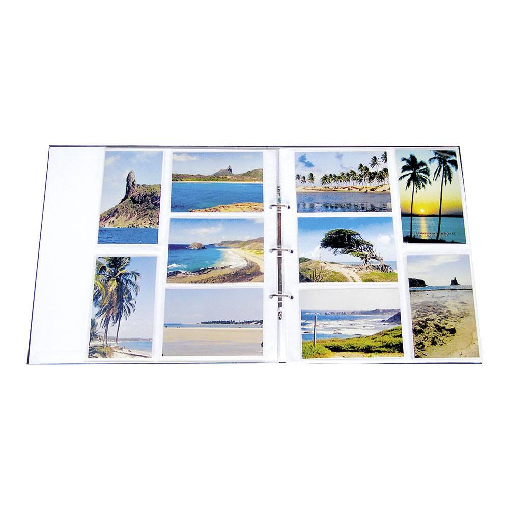 Álbum Ferragem 500 fotos 10x15cm RB-46500-584 Square ro