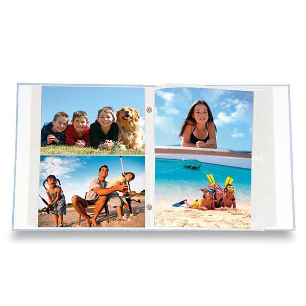 Álbum Infantil 200 Fotos 10x15cm Rebite - Ical 282