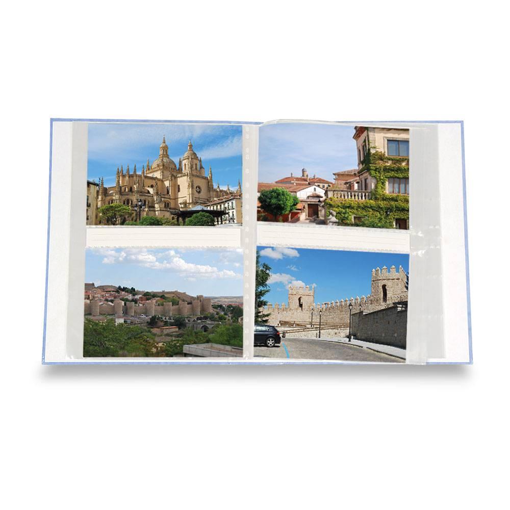 Álbum Infantil 300 Fotos 10x15cm Rebite - Ical 283