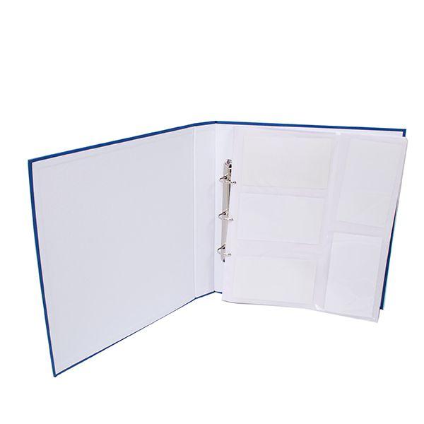 Álbum Mega Ferragem 500 Fotos 10x15cm Azul - Ical 12