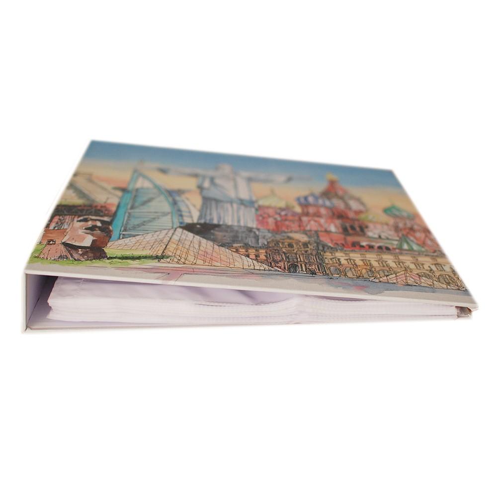 Álbum Mega Ferragem 500 Fotos 10x15cm  - Ical 579