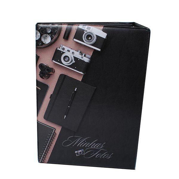 Álbum Minhas Fotos 500 Fotos 10x15 Design 884/747