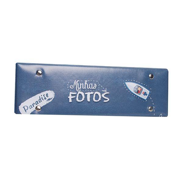 Álbum Minhas Fotos 500 Fotos 10x15 Design 884/752