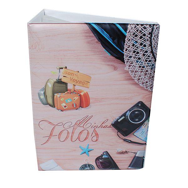 Álbum Minhas Fotos 500 Fotos 10x15 Design 884/753
