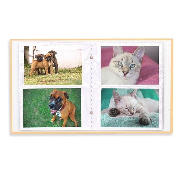 Álbum Pet Lovers 160 Fotos 10x15cm - Ical 919
