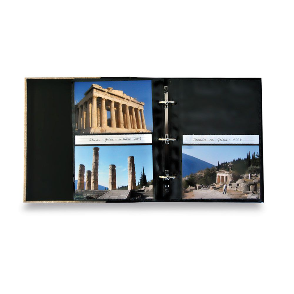 Álbum Prestige 300 Fotos 10x15cm - Ical 536