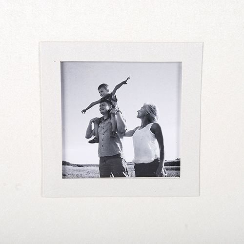 Álbum Scrapbook Branco 20x23 Com 20 Folhas Square 012/08