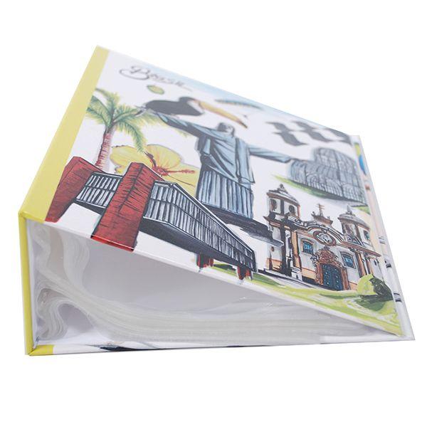 Álbum Viagem 500 Fotos 10x15cm - Ical 577