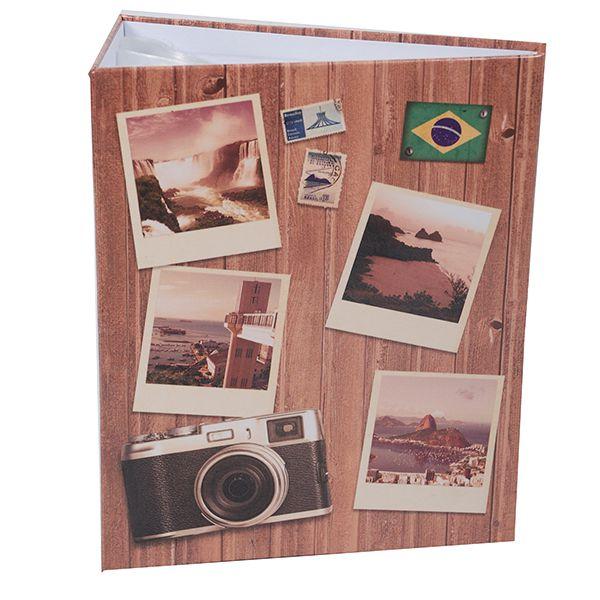 Álbum Viagem 500 Fotos 10x15cm - Ical 586