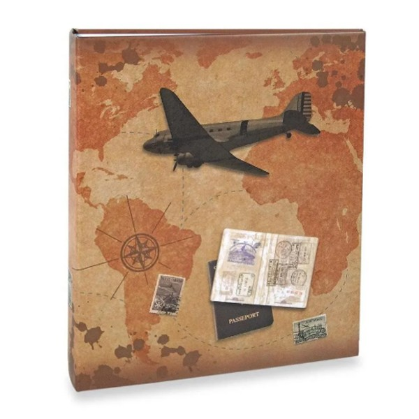Álbum Viagem 500 Fotos 10x15cm - Ical 587