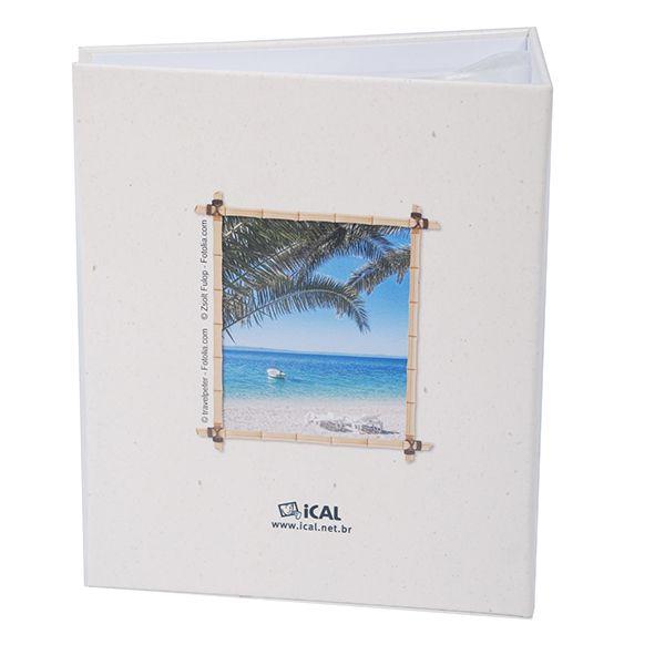 Álbum Viagem 500 Fotos 10x15cm - Ical 598