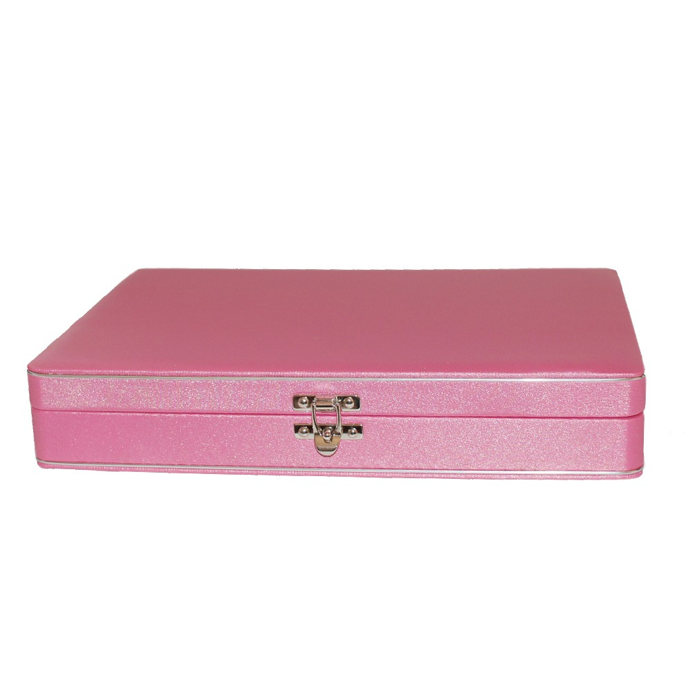 Estojo para álbum 20x30 Gliter Rosa Rec 009/23