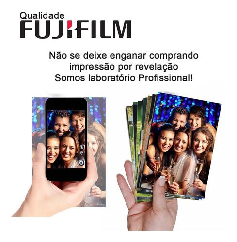 KIT REVELAÇÃO DE FOTOS 10x15 COM 450 UNIDADES