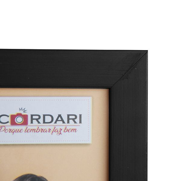 Porta Retrato 10x15 Madeira Conceito 20 mm Rec 101/04