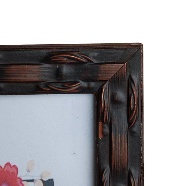 Porta Retrato 10x15 Madeira Vintage 20 mm Rec 100/05