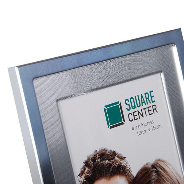 Porta Retrato 15X20 Aço escovado Square PA-6