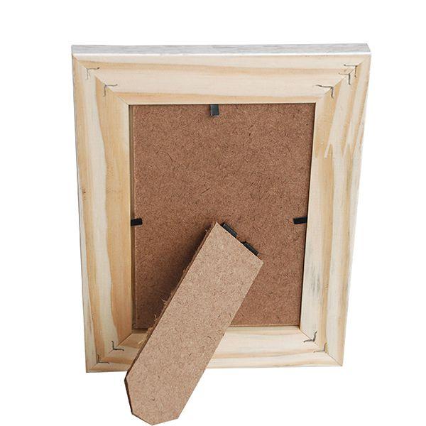 Porta Retrato 20x25 Madeira Conceito 20 mm Rec 101/02
