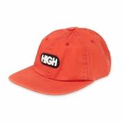 Bone High Co Strapback Logo Red