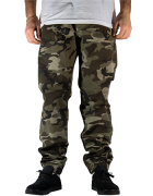 Calça Simple Jogger Camuflada