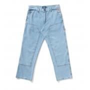 Calça Tupode Carpinteiro Double Knee  Jeans Sky