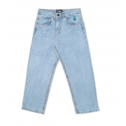 Calça Tupode Jeans 678 Bits Sky