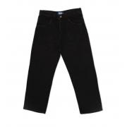 Calça Tupode Jeans 678 Preto Stone