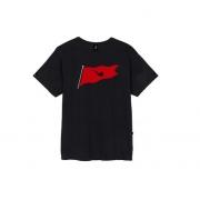 Camiseta Blaze Supply The Pipe Flag Preto