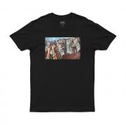Camiseta DGK Daily Laundry Preta