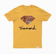 Camiseta Diamond Ethiopian Ouro