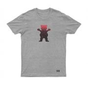 Camiseta Grizzly Bear Fadeway Mescla