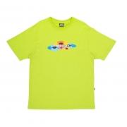 Camiseta High Co Flow Lime