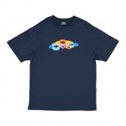 Camiseta High Co Flow Navy