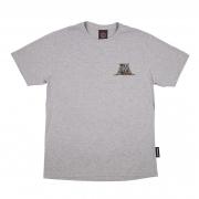 Camiseta Independent Crust Cinza