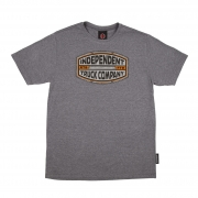 Camiseta Independent ITC Curb Chumbo