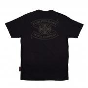 Camiseta Independent ITC Ribbon Preta