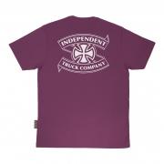 Camiseta Independent ITC Ribbon Roxa