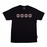 Camiseta Independent Valiant Preta