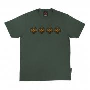 Camiseta Independent Valiant Verde