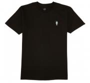 Camiseta Lakai Collab Girl Logo Preta