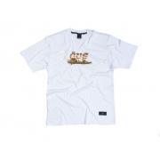 Camiseta ÖUS Fuga Branco
