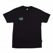 Camiseta Santa Cruz Crime Hand Preto