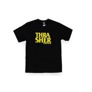 Camiseta Thrasher Anti Logo Preto